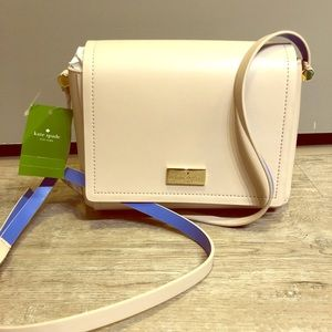 NWT Kate Spade Two Toned Arbour Hill Crossbody Bag